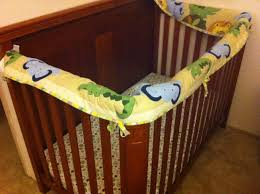 Baby Crib Bumpers Don U0027t Know What To Do With That Crib Bumper Pad Turn It Into A