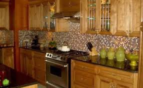Glass Linear Mosaic Tile Backsplash EVA Furniture - Linear tile backsplash