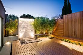 Contemporary Outdoor Lighting Contemporary Outdoor Lighting Deck Contemporary With Concrete