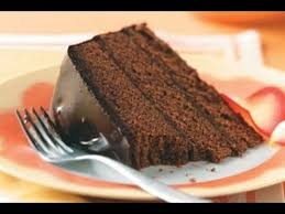 how to bake an eggless chocolate cake recipe youtube