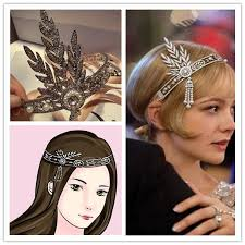 great gatsby hair accessories the great gatsby tiaras hair accessories party prom hairband