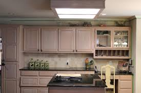Kitchen With Painted Cabinets Kitchen Refinishing Painting Kitchen Cabinets On Kitchen With Best