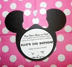addicted 2 mickey minnie mouse themed birthday party