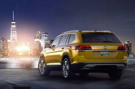 vw atlas 2017 volkswagen atlas revealed for us market autocar