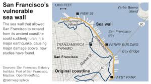San Francisco Pier Map by It Could Cost 3 Billion To Prevent Disastrous Earthquake Damage
