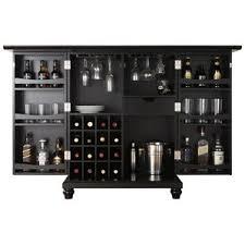 Bar Cabinet With Wine Cooler Modern Wine Bar Cabinets Allmodern