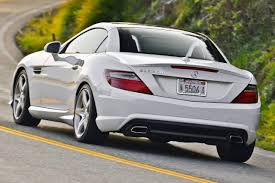 used 2014 mercedes benz slk class for sale pricing u0026 features