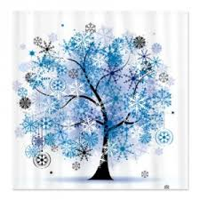 Winter Shower Curtains Winter Shower Curtain Home Design Ideas And Pictures