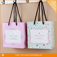 dw pb9507 large korean gift packaging clothes paper bags wholesale