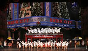 see the radio city rockettes taking the