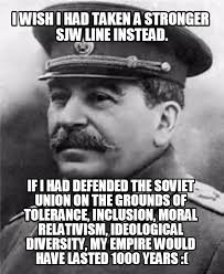 Philosophy Meme - liberalism is the philosophy of intolerance rightly so meme