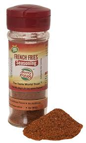 amazon com aum fresh french fries seasoning 35 gm 1 2 ounce
