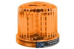 magnetic base strobe light magnetic mount and battery powered strobe lights larson electronics