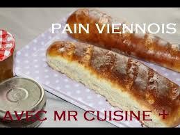 recettes cuisine plus silvercrest lidl mr cuisine plus recette de viennois