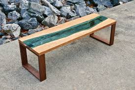 diy mid century modern slatted bench woodworking u2014 crafted workshop