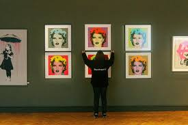 displaying artwork in the home to look good and last too