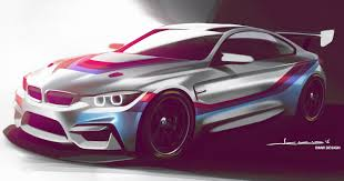 kereta bmw z4 bmw announces new m4 gt4 for 2018 race season