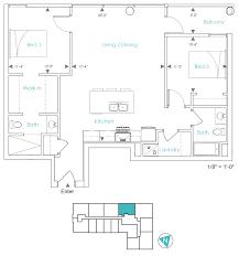 Unit Floor Plans by Unit G Plans Floors 5 8 U2013 Ashton Detroit