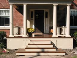 Back Porch Stairs Design Front Porch Steps Designs Outdoor Step Ideas On Pinterest 14