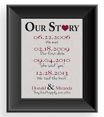 year wedding anniversary ideas wedding gift best one year wedding anniversary gifts for