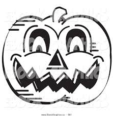 black and white halloween clipart image gallery of halloween pumpkin clipart black and white