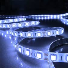 Warm Blue Color 1m 60 Led 5050 Waterproof Smd 12v Flexible Light 6 Color Led