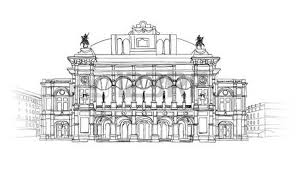 vienna state opera house austria theater wiener staatsoper