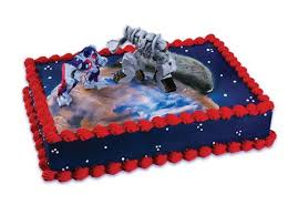 optimus prime cake topper transformers optimus prime and megatron cake topper bling your cake