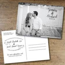 save the dates postcards creative ideas save the date post card best vintage sle template