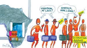 new nigerian u0027transatlantic u0027 novel and trade narrative in bisi
