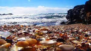 glass beach the breathtaking glass beach california youtube