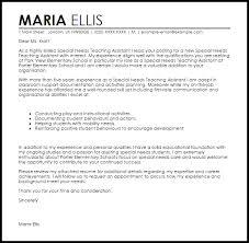 resume exles special education aide duties sle cover letter for special education aide adriangatton com