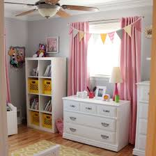 Pink And Grey Girls Bedroom Pink Yellow And Grey Bedroom Dwellinggawker