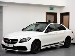 mercedes c class for sale uk used 2016 mercedes c class c63 s edition 1 for sale in