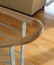 Wooden Banister Rails Timber Handrails Wooden Handrail Profiles Stair Hand Rail