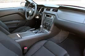 Mustang Interior 2014 2014 Ford Mustang V6 News Reviews Msrp Ratings With Amazing
