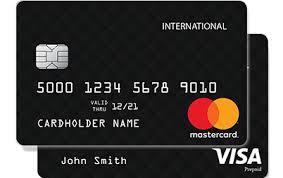 mastercard prepaid card card service provider