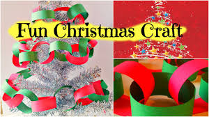 how to make a christmas paper chain easy kid christmas craft by