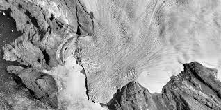 dramatic reduction greenland ice sheet 20th century
