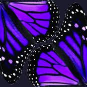 monarch butterfly fabric wallpaper gift wrap spoonflower