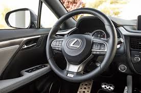 lexus rx interior 2016 lexus rx 350 f sport interior motor trend