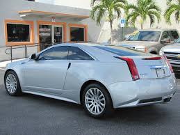 2011 cadillac cts performance coupe 2011 cadillac cts 3 6l performance 2dr coupe in oakland park fl