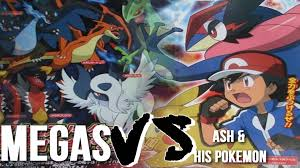 ash vs megas in the kalos league pokemon xy u0026 z pokéfan scan