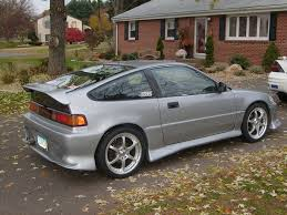 Honda Crx 1987 Gray Honda Crx Si Gray Honda Pinterest Honda Crx Honda And Cars