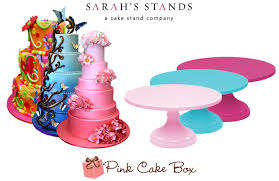 pink cake stand cake stand gift certificate giveaway pink cake box