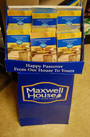 maxwell house hagaddah 12 things you might not about passover mental floss