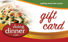 dinner and a gift card gift cards doing dinner gift cards