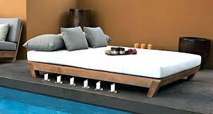 Outdoor Daybed Mattress Outdoor Daybed Daybed Outdoor Image Of Outdoor Daybed Cushion