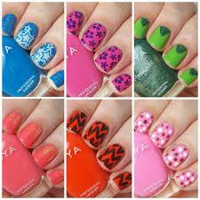 my nail art best nail 2017 copycat claws dna nail art my nail