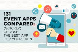 best apps 131 event apps compared quickly choose the best app for your event
